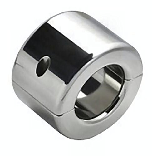 Surgical Steel Hinged Ball Stretcher Weight (10mm Tall x 40mm inside DIA - 5.8oz)