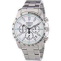 Seiko Chronograph extranjero modelo ssb025pc los hombres reloj de Japón Importación