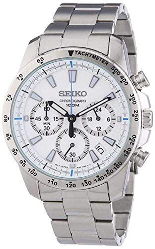 - Seiko Chronograph Overseas Model SSB025PC Men's Watch Japan import