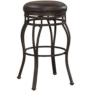 american villa backless counter stool