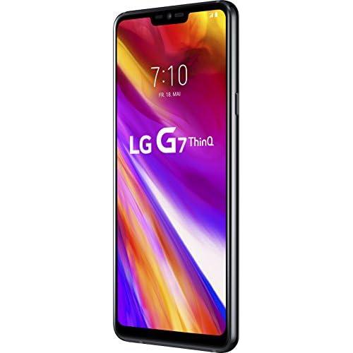 chollos oferta descuentos barato LG G7 ThinQ LMG710EM 15 5 cm 6 1 4 GB 64 GB 4G Negro 3000 mAh Smartphone 15 5 cm 6 1 4 GB 64 GB 16 MP Android 8 0 Negro