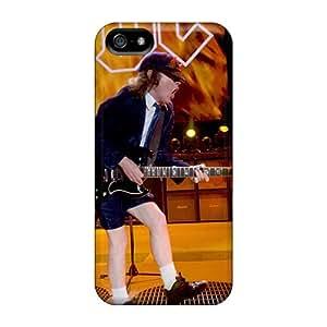 JamieBratt Iphone 5/5s Scratch Protection Mobile Covers Provide Private Custom Beautiful Ac Dc Band Image [bhh15492Sveh]