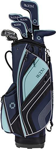 Cleveland Golf Bloom Set 2019, Navy/Mint Green Left Hand