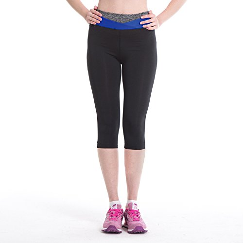 Women Active Leggings Sports Workout Tight Running Yoga Bra+ Pants - 6