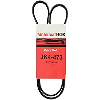 Motorcraft JK6502 V-Ribbed Belt