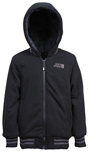 Fur Lined Jacket Coat - 9