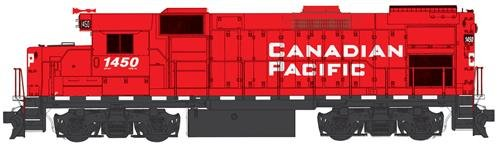 Walthers HO Scale EMD GP15 Diesel Locomotive Canadian Pacific/CP Rail #1450