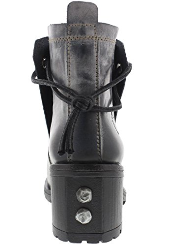 Fly LondonLuxe046fly - Botas mujer Gris (Anthracite)