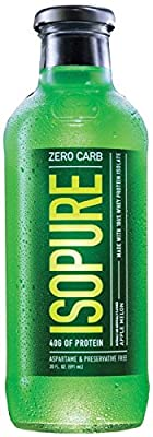 Nature's Best Isopure Ready-to-Drink