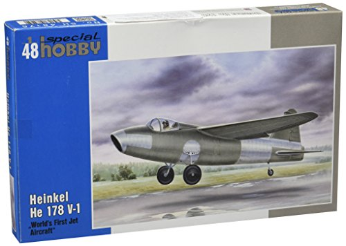 "SPH48175 1:48 Special Hobby Heinkel He 178 V-1 ""World's First Jet Aircraft"" [MODEL BUILDING KIT]"