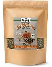 Biojoy Semillas de Calabaza orgánico, crudas y sin sal (1 kg)