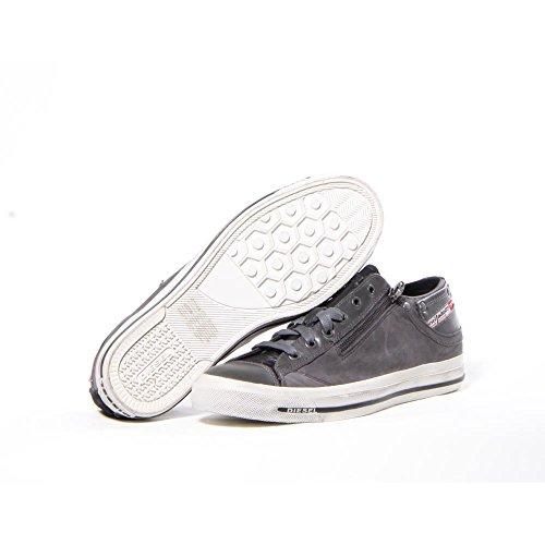 Diesel Expo-Zip Low Hombres Moda Zapatos