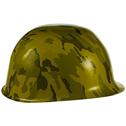 (Camouflage Helmet, Party Favor)