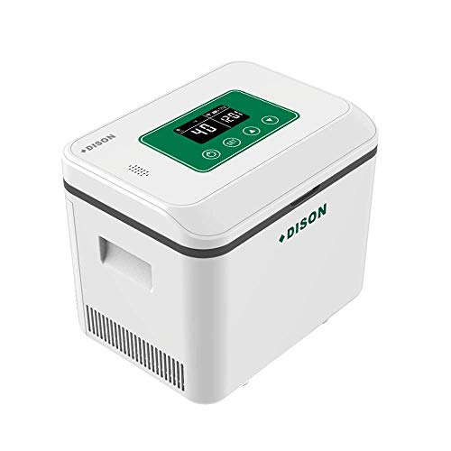 DISON Care Large Capacity Insulin Cooler Box Medicine Fridge Refrigerator Travel Case to Keeps Insulin Cool,Insulin Refrigerated Box