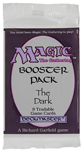 Magic the Gathering The Dark Booster Pack 8 (Unopened Booster Box)