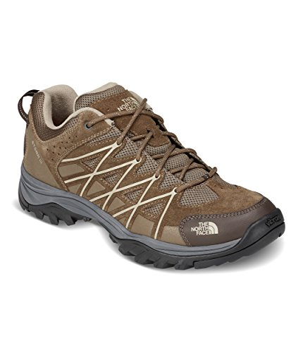 Storm III Hiking Shoes - Weimaraner Brown and Shroom Brown - 9.5 (North Face Mens Single)