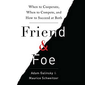 Friend and Foe Audiobook
