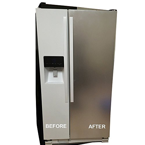 Quot Like Quot Contact Paper Refrigerator Cover Satin Finish