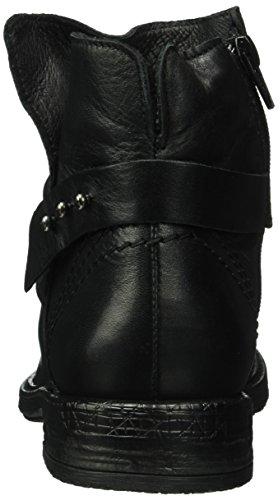 Buffalo London Es 30870 Garda, Zapatillas de Estar por Casa para Mujer Negro - Schwarz (PRETO 01)