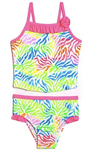 OP Girl Tie Dye Jungle Tankini Swimsuit