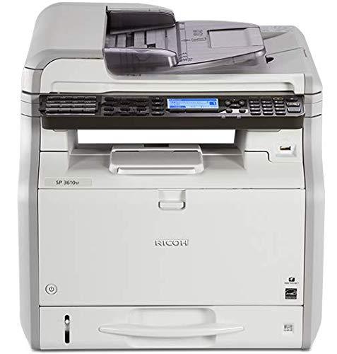 Ricoh 407305 SP 3610SF Monochrome Multifunction Printer