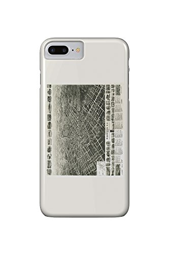 westfield-new-jersey-panoramic-map-iphone-7-plus-cell-phone-case-slim-barely-there