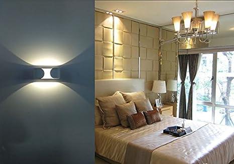 Moderne Lampen 66 : Ysddian moderne aluminium wandleuchten wohnzimmer flur lampen