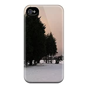 HaU7724bYSb Snap On Case Cover Skin For Iphone 4/4s(a Winters Day)