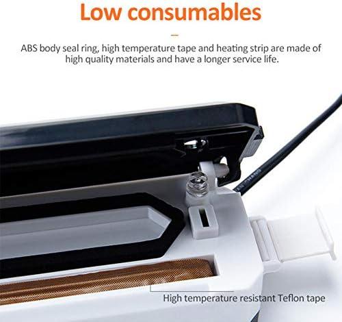 110V / 220V Sigillatore Sottovuoto Per Alimenti Commerciale Sigillare Una Macchina Per Pasti Kit Di Sigillatura Per Alimenti,110v