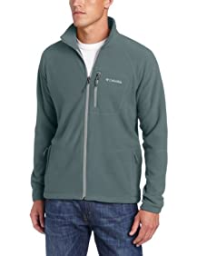 Columbia Men's Fast Trek II Front-Zip Fleece Jacket
