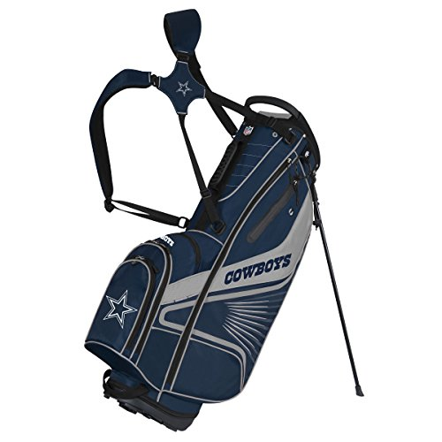 Team Effort NFL Dallas Cowboys Gridiron III Stand Bag