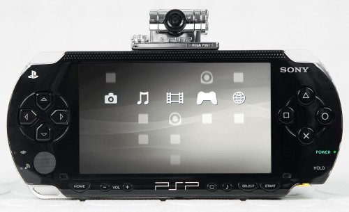 Sony PSP 1.3 Megapixel Chotto Shot Camera for PlayStation by Sony (Image #8)