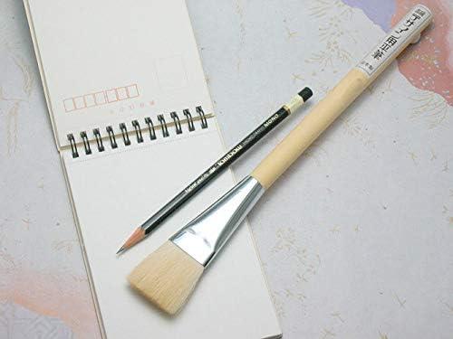 デザイン・日本画用筆 平筆10号