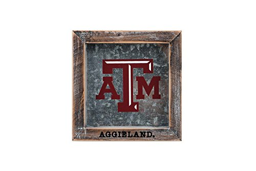 Glory Haus Texas a&M Aggieland Logo Table Top M, Multicolor