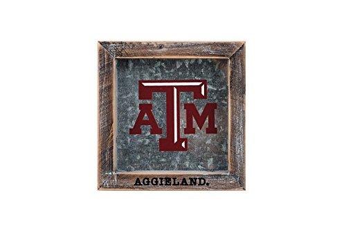 Texas A&m Aggies Home Accessories - Glory Haus Texas a&M Aggieland Logo Table Top M, Multicolor
