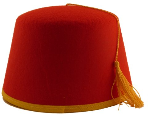 Forum Novelties Inc.  Fez Hat - Onesize