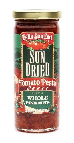 Bella Sun Luci Sun Dried Tomato Pesto Pasta Sauce