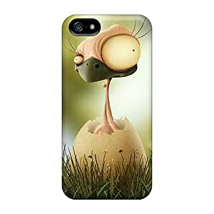 Shock Absorption Hard Phone Cases For Iphone 5/5s (goR10827FffT) Allow Personal Design Colorful Iphone Wallpaper Series