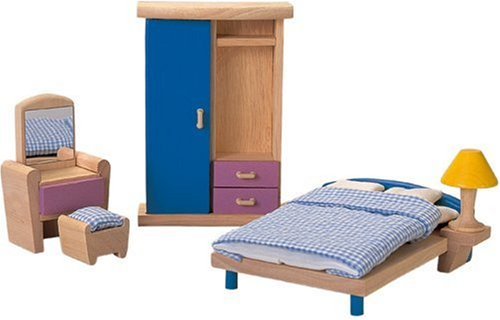 Plan-Toy-Doll-House-Bedroom-Neo-Style