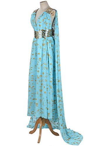 RED DOT BOUTIQUE 550 - Cosplay Blue Party Dress (1) M/L - http://coolthings.us