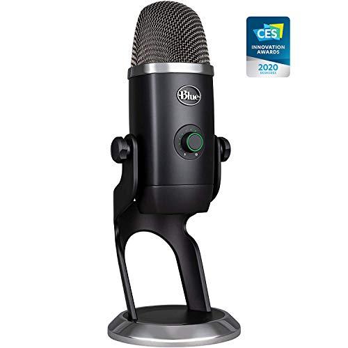 Microfono Blue Yeti X Professional Condenser Usb