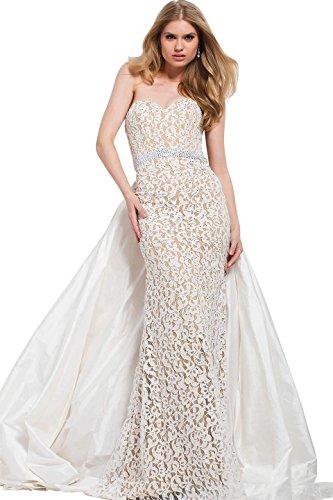Jovani Evening Fall Ball Gowns Partywear Collection Women's Evening Dress (35052)