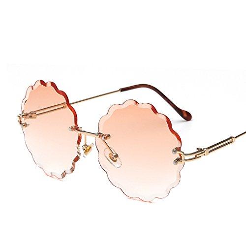 8 De Sol Gafas De Sol Gafas Sin Sol De HAIHAI Marco Gafas 5 De Moda g6aBqn4