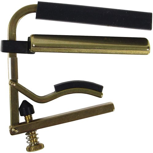 Shubb C6B Dobro Capo - Brass Resonator