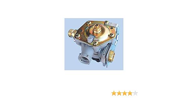 10 Piezas de v/álvula de conexi/ón de Agua de Caldera de Gas dedal 10 mm 12 mm de Longitud WT-DDJJK Calentador de Agua