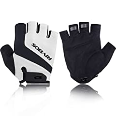 RIVBOS SIMPLE FASHIONABLE STYLE GLOVES ntroduction of RIVBOS Cycling Gloves:  The RIVBOS Gloves are made of 22.5% polyurethane and 77.5% polyester,which will protect your hands as far as possible when you are riding or doing other sports exer...