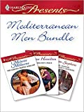 img - for Mediterranean Men: The Greek's Bridal Bargain\The Italian's Price\The Spanish Billionaire's Mistress book / textbook / text book