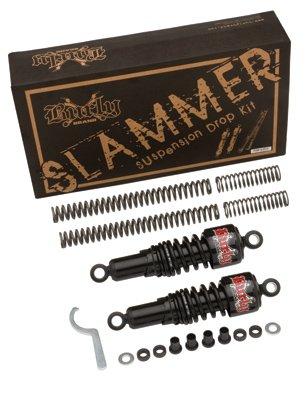 BURLY B28-1001B Black Slammer Kit