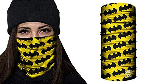 Fast Mask Face Shield Unisex - Anonymous