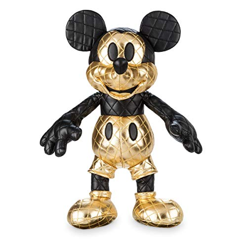 Walt Limited Edition Collection Disney - Disney Mickey Mouse Memories Collection 90th Anniversary August Limited Edition Set of 3 (Plush, Pins Set, and Mug)